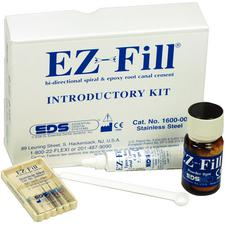 EZ-Fill® Bi-Directional Spiral & Epoxy Root Canal Cement Introductory Kits