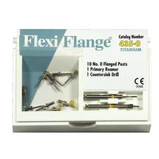 Flexi-Flange® Post System – 10 Posts, Reamer and Countersink Drill