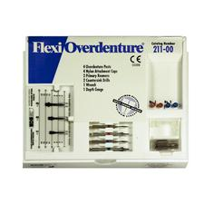 Flexi-Overdenture® 4 Post Stainless Steel Introductory Kit