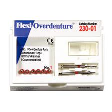 Flexi-Overdenture® Stainless Steel Posts Refill