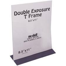 "T-Frames, 8-1/2"" W x 11"" H"