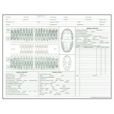 Dental Examination Forms