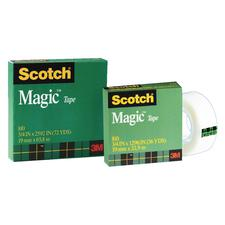 "Scotch Magic Tape, 1"" Core"