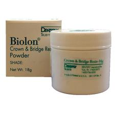 Biolon® Crown & Bridge Resin –  Standard Powder, 18 g