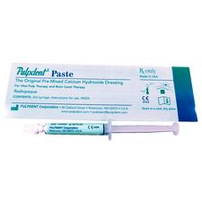 Pulpdent® Paste Syringe Pulp Capping – 3 ml Syringe Refill, 1/Pkg
