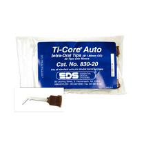 Ti-Core Auto E Intraoral Tips – 1.8 mm, 20/Pkg