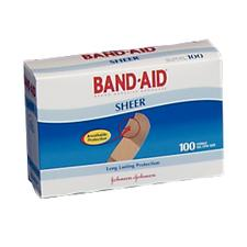 Johnson & Johnson Bandages