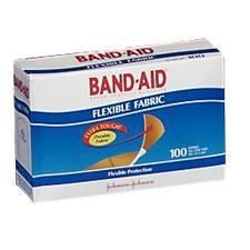 Johnson & Johnson Bandages