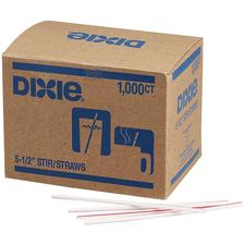 Dixie Stir Sticks, 1000/Box