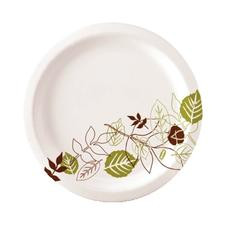 Dixie Superware Plates and Bowls, 125/Pkg