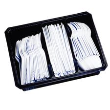 Dixie Cutlery Keeper, 180 Pieces