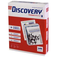 "Soporcel Discovery Multipurpose Paper, 24 lb, White, 8-1/2"" x 11"", 5000/Carton"