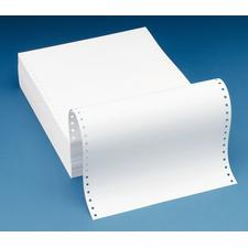 Southworth Premium Continuous Feed Paper - 25% Cotton Fiber, 1,000/Pkg