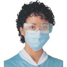BARRIER® Earloop Surgical Face Masks – Traditional, Blue Stripe, 50/Pkg