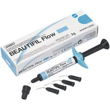 Beautifil® Flow Flowable Composite Restorative – F10 High Flow, 2 g Syringe with 5 Needle Tips