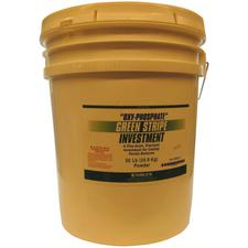 Green Stripe – 55 lb Powder Pail