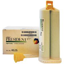 PRESIDENT® JET VPS Impression Material – Wash Material, 2 (50 ml) Cartridges