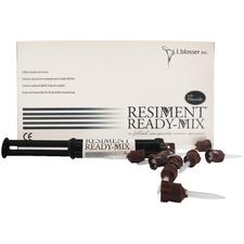 Resiment® Ready-Mix Filled Composite Resin Cement Fluoridated Kit