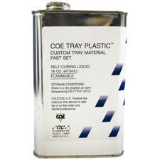 Porte-empreintes en plastique COE®, Recharge de liquide (16 oz)