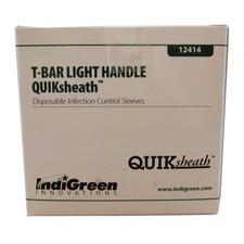 Sheath Barriers – T-Bar Light Handle Barrier, 500/Pkg