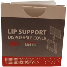 CRANEX® Lip Support Covers, 200/Pkg