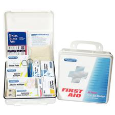 PhysiciansCare® First Aid Station, 311 pieces for up to 50 people