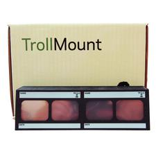 TrollMount X-ray Film Mounts – TR2+2, 100/Pkg