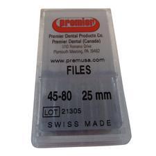 K-Files – 25 mm, 6/Pkg