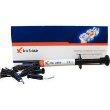 X-tra base Bulk Flow Composite – 2 g Syringe, 2/Pkg