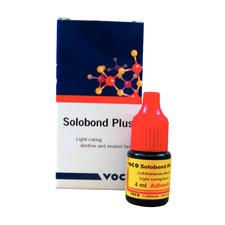 Solobond Plus Dentin and Enamel Bonding Agent – 4 ml Adhesive Refill