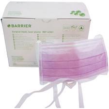BARRIER® Face Mask – ASTM Level 1, Anti-Fog, Splash Resistant, 50/Pkg