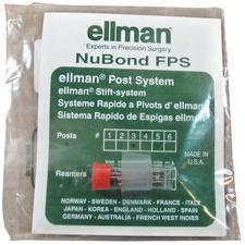 NuBOND™ Posts – Refills, Size 1, White, 6/Pkg