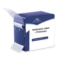 Medication Label Protectors