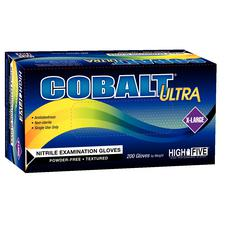 COBALT® Nitrile Exam Gloves – Ultra Nonmedical, 200/Box