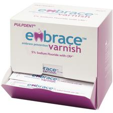 Embrace™ Varnish 5% Sodium Fluoride with CXP™