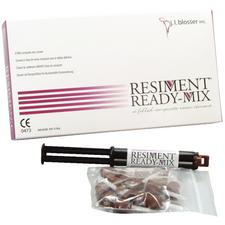 Resiment® Ready-Mix® Dual Cure Plus – Kit Standard Kit, Clear