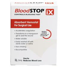 "BloodSTOP® IX – 0.5"" x 2"", 24/Box"