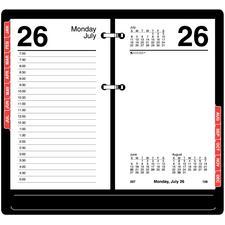 17-Style Daily Desk Calendar Refills