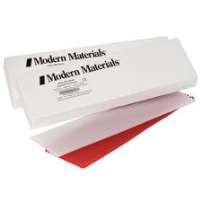 Modern Materials® Utility Wax Strips – Large, 75/Pkg