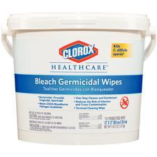 Clorox® Germicidal Wipes, 110/Pkg