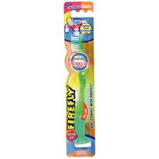 Firefly® Light Up Timer Youth Toothbrushes with Suction Cup, 48/Pkg