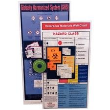 OSHA Compliance Labeling Kit