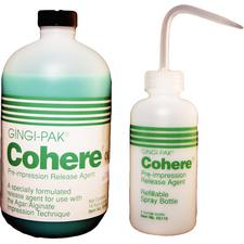 Cohere Pre-impression Spray, 16 oz Bottle with 4 oz Spray