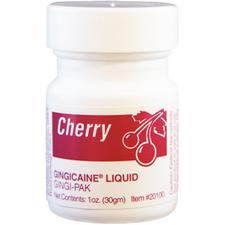 Gingicaine® Topical Anesthetic Liquid, Bing Cherry, NDC 10129-0720-03