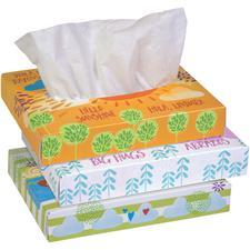 Mouchoirs de papier Kleenex – Blancs