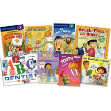 Children's Dental Library Set, 9/Set