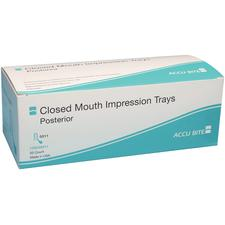 Accu Bite Closed Mouth Impression Trays