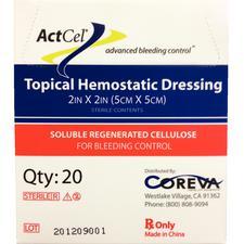 ActCel Hemostatic Gauze®