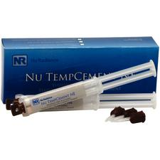 Nu Tempcement NE Temporary Cement, 2 Syringe Kit