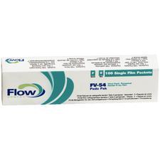 Film radiographique intrabuccal Flow Xpress™ sensibilité F – FV-54(taille0, enfant), Pedo Pak, 100/emballage